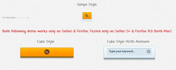 Codigo HTML de Cube Animation