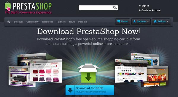 Framework PrestaShop