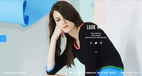 Pantallazo de la web Sonia