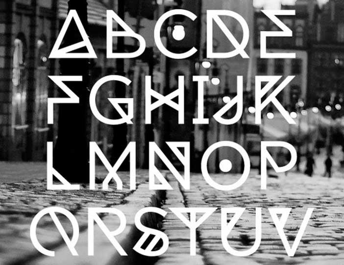 Tipografia Web Dia Font