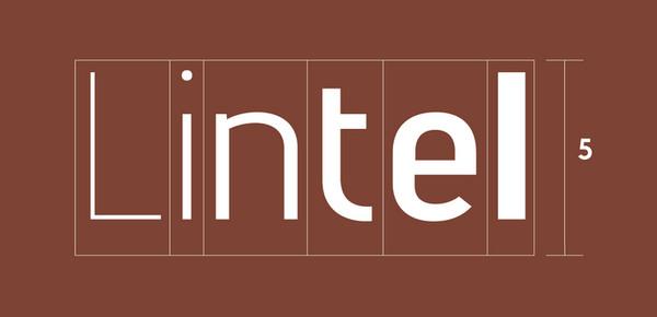 Tipografia Web Lintel