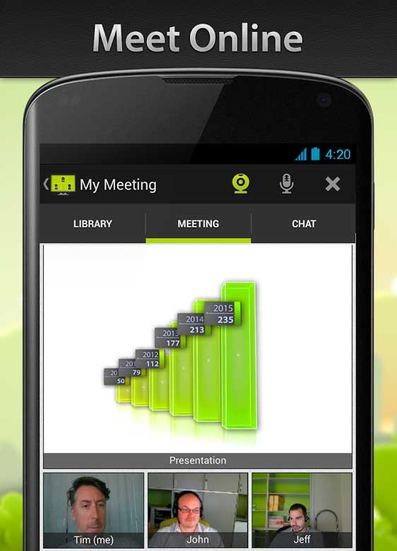 Aplicaciones utiles para Android: ISL Groop