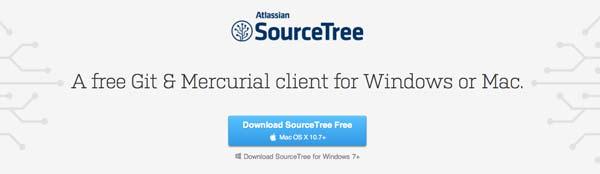 Herramienta para crear iOS app: Sourcetree