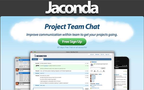 Crear páginas web: Herramienta de colaboración en línea Jaconda