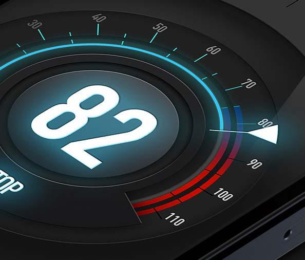 Ejemplos de desarrollo de aplicaciones móviles: DB-meter