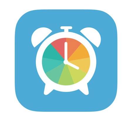 Diseño de iconos en el de desarrollo de aplicaciones móviles: Temp Clock Timer