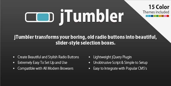 Javascript Plugin JTumbler