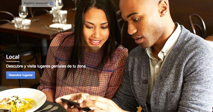 Marketing on line: Google+ Local