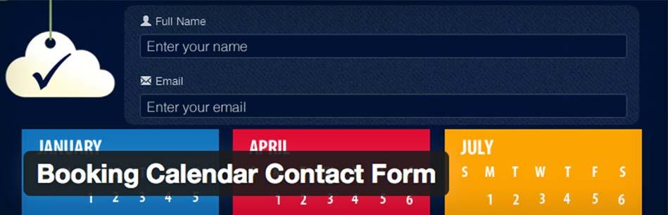 Plugin WordPress Booking Calendar Contact Form