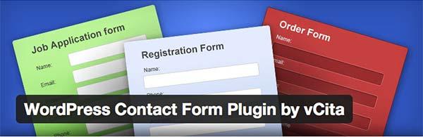 Plugin WordPress Contact Form by vCita
