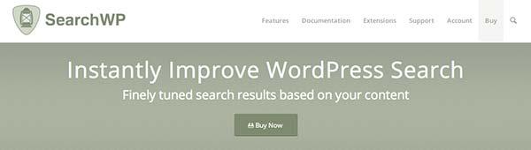 Plugin WordPress Search WP