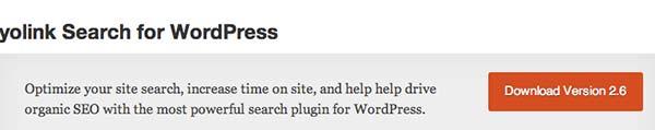 Plugin WordPress Yolink Search
