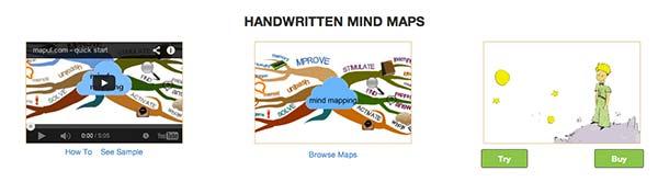 Programa para hacer mapas mentales Mapul