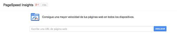 Herramientas de SEO Marketing: Google PageSpeed