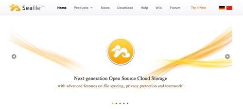 Aplicación para crear tu propio servicio de almacenamiento en la nube: Seafile