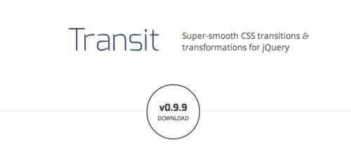 Generador de codigo CSS Transit