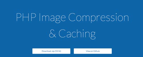 Librería de código PHP para editar imágenes Image Cache