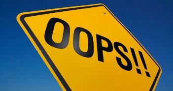 Errores comunes en la creacion de paginas web