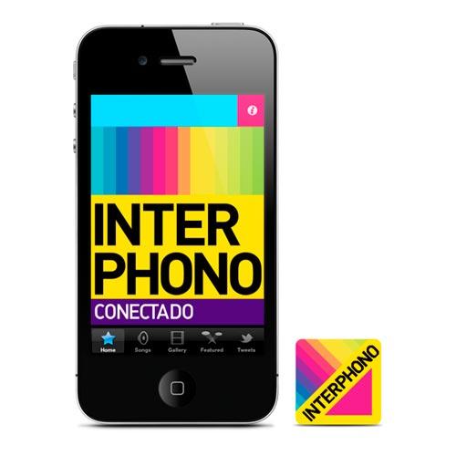 Uso de color en el desarrollo de aplicaciones móviles: Interphono