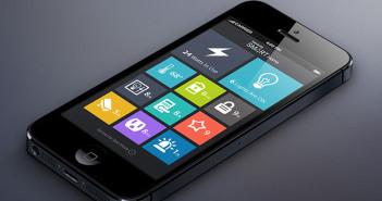Uso de color en el desarrollo de aplicaciones moviles: Sansumg Home Smart