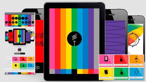 Uso de color en el desarrollo de aplicaciones móviles: Synasthesia App