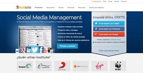 Herramienta para verificar hasthtag populares:  Hootsuite