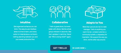 Servicio para mantener organizado tu negocio online: Trello