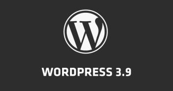 Novedades de Wordpress 3.9