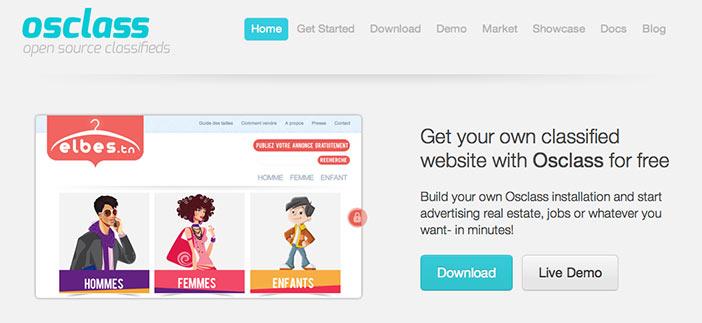 PHP Script para crear sitios web de anuncios clasificados