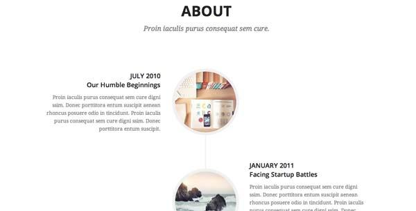 Plantillas HTML para negocios Golden