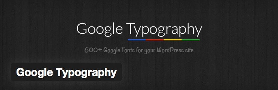 plugin-wordpress-googletypography