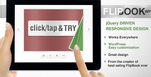 Plugin WordPress Flipbook WP