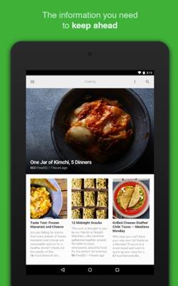 Programas para Android gratuitos para bloggers: Feedly