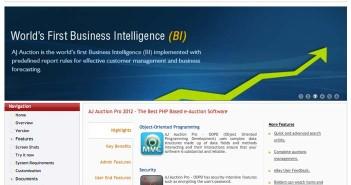 Script PHP para subastas AJ Auction