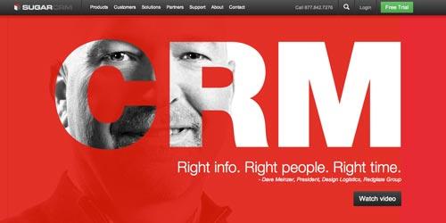 Software CRM SugarCRM