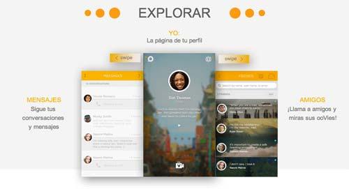 Aplicaciones moviles para realizar llamadas gratuitas: ooVoo