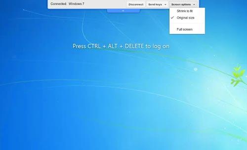 Extensiones Google Chrome para administradores WordPress: Chrome Remote Desktop