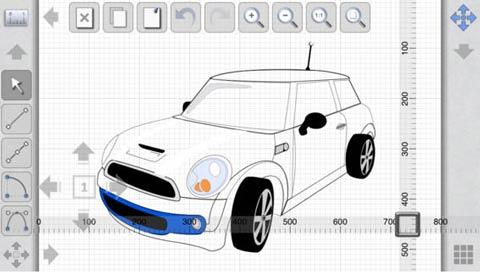 iOS app para diseño de logos: iDesign