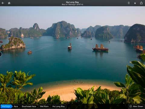 iOS app para fotógrafos: Fotopedia Heritage