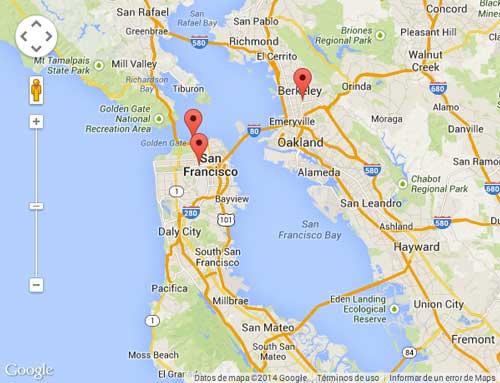 Plugin JQuery para añadir Google Maps: JMapping