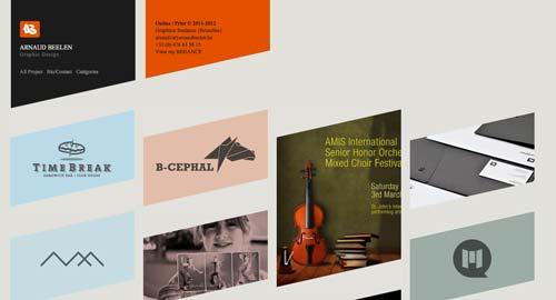 Portfolio online de Arnaud Beleen