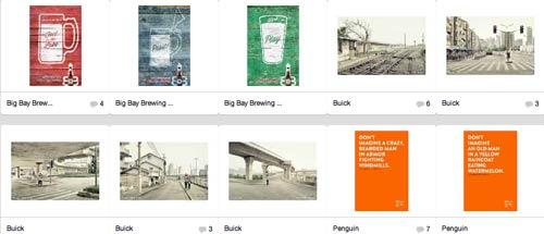 Sitios web donde encontrar ideas inspiradoras: Ads of the World