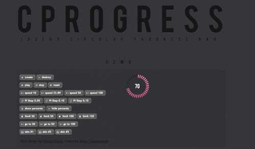 Codigo CSS para animaciones de carga: Circular Progress