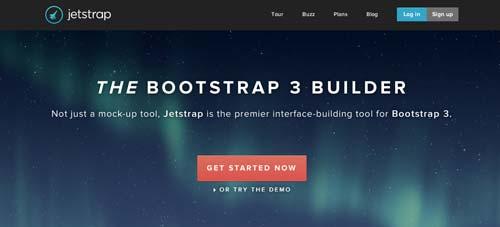 Editor WYSIWYG para Bootstrap: Jetstrap