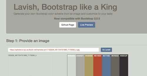 Editor WYSIWYG para Bootstrap: Lavish
