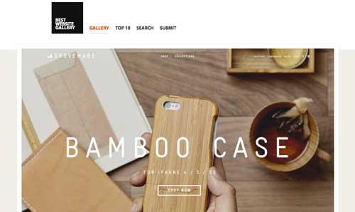 Galería con las mejores paginas web: Best Website Gallery