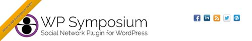 Plugin WordPress para crear red social: WP Symposium
