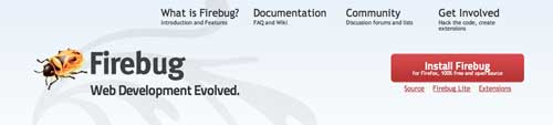 Útiles programas para Windows para desarrolladores web: Firebug