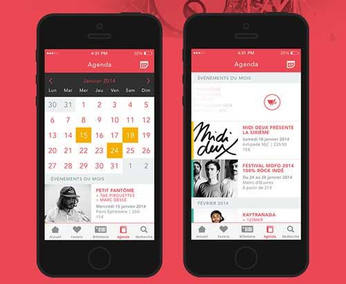 Crear app: Selección de colores de Tickle App