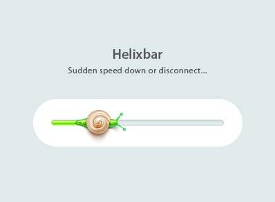 Interactividad: HelixBar
